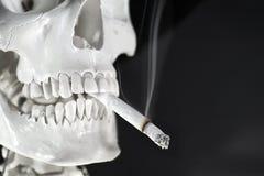 Nr dat - rookt Royalty-vrije Stock Afbeelding