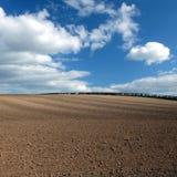 Nr Driffield Wschodni Yorkshire Anglia Obraz Stock