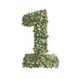 Nr. 1 machte von den Eurobanknoten lizenzfreie abbildung