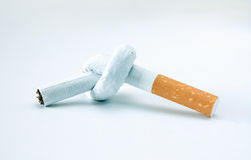 nr. - röka arkivfoto