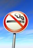 nr. - röka royaltyfri illustrationer