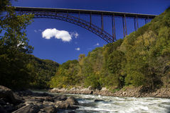 NRG Brücke 2 Lizenzfreie Stockfotos