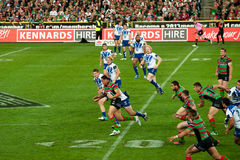NRL semi-final Stock Image