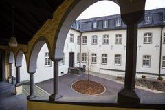 Nrw Германия Siegburg в осени стоковое фото