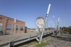 Nrw Alemania de la ciudad de Gronau Imagen de archivo