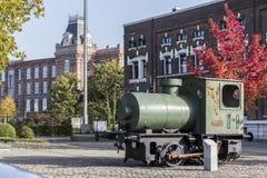 Nrw Alemania de la ciudad de Gronau Fotos de archivo libres de regalías