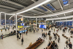 NS Central Station Utrecht, Netherlands Stock Photography