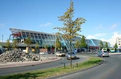NS Trainstation Lelystad Στοκ Εικόνες