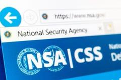 NSA网站 库存照片
