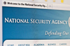 Nsa Stock Images