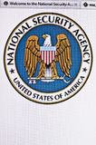 NSA Lizenzfreies Stockbild