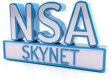 NSA SKYNET Stock Photography
