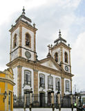 Nsa Sra do Pilar Church in Sao Joao del Rey Royalty Free Stock Photos