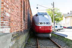 NSB type 73, BFR73 locomotive Stock Photography