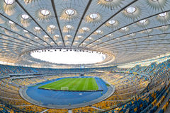NSC Olympic stadium in Kyiv, Ukraine Royalty Free Stock Photos