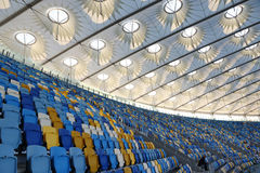 NSC Olympic stadium in Kyiv, Ukraine Royalty Free Stock Images