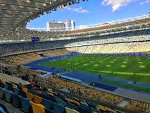 NSC olympisch, Fußball lizenzfreie stockfotografie