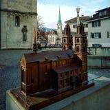Nster del ¼ di Klein Grossmà fotografia stock