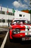 NSU Prinz TT in ` Adda Canonica d lizenzfreie stockfotografie