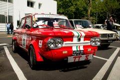 NSU Prinz TT in ` Adda Canonica d stockfotografie