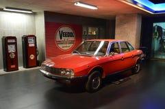 NSU Ro 80 przy Museo Nazionale dell'Automobile Zdjęcia Stock