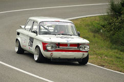 NSU TT 1300 Royalty Free Stock Images