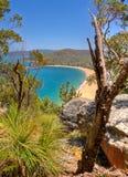 NSW, Australische kustlijn Royalty-vrije Stock Fotografie
