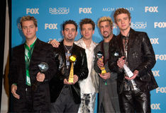 NSYNC Stock Images