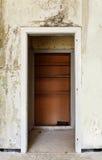 Nterior d'une vieille maison photographie stock libre de droits