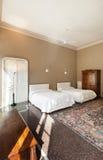 Nterior, hotel room Stock Image
