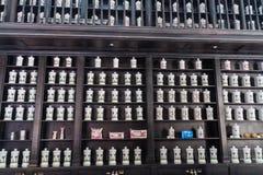 Nterior of Museo de la Farmacia Habanera Museum of a pharmacy in Havana