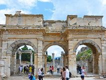Ephesus -Selcuk,İzmir Turkey royalty free stock photos