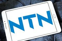 NTN Korporation logo arkivbilder