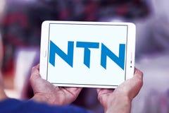 NTN Korporation logo arkivfoton