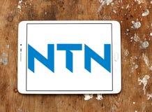 NTN Korporation logo arkivbild
