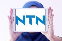 NTN Korporation logo fotografering för bildbyråer