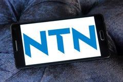NTN Korporation logo arkivfoto