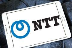 Ntt logo Obraz Stock
