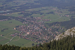 Nußdorf am austeria Zdjęcie Royalty Free