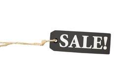 ετικέττα πώλησης ετικετώ&nu Στοκ εικόνα με δικαίωμα ελεύθερης χρήσης