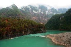 NU-Fluss Lizenzfreie Stockbilder