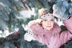 nu vinter royaltyfria bilder