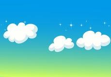 nuage illustration libre de droits