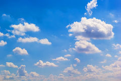 Nuage Photo stock