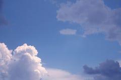 nuage Photos libres de droits