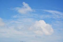 nuage de ciel Image libre de droits