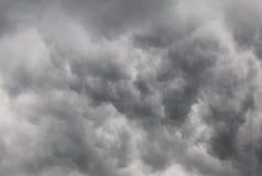 Nuage de pluie Image libre de droits