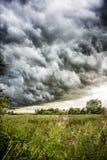Nuage de tempête Photographie stock libre de droits