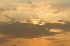 Nuage en ciel Image libre de droits
