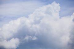 Nuage et ciel Images libres de droits